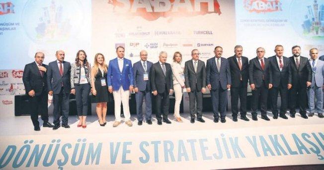 Kayseri'de Kentsel Dönüşüm Kurultayı
