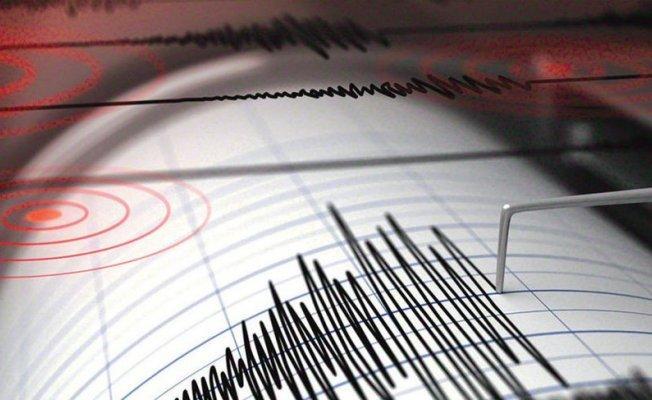 Son Dakika İzmir'de 4.8 Büyüklüğünde Kotkutan Deprem