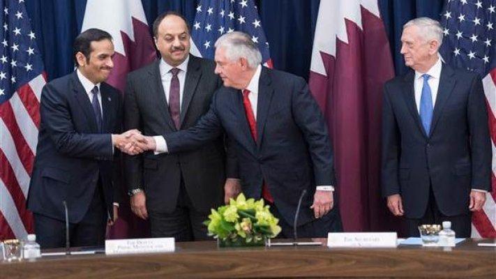 ABD Ve Katar'ın Üst Düzey Toplantısından Çıkan Karar