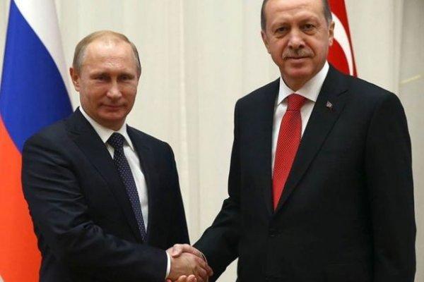 Erdoğan, Putin İle Telefon Görüşmesi Yaptı!