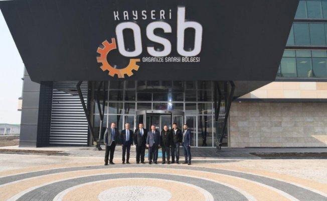 AKP'den OSB'ye Ziyaret!