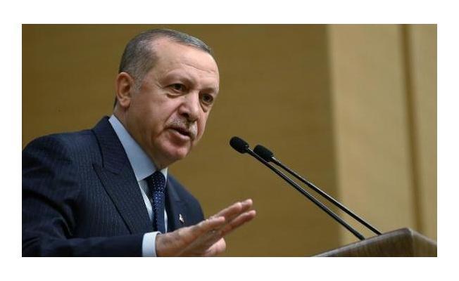 Cumhurbaşkanı Erdoğan'dan Afrin Açıklaması!