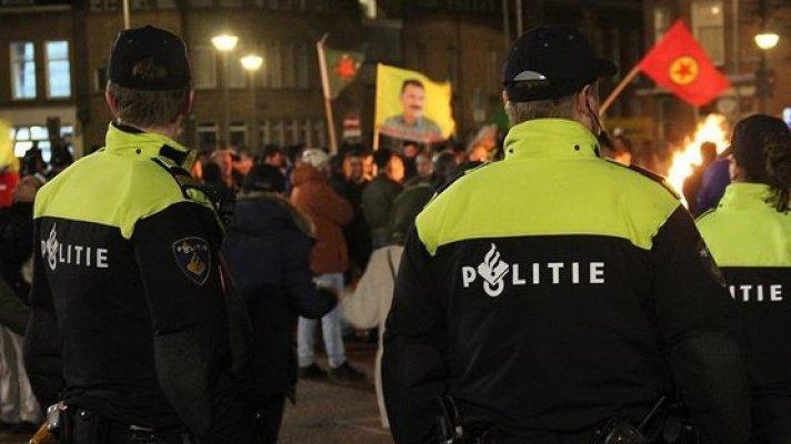 Hollanda'da PKK/PYD Yandaşları Türklere Saldırdı