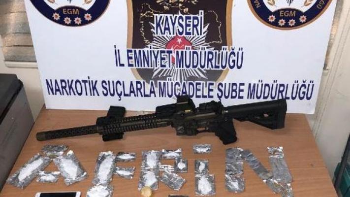 Kayseri'de Uyuşturucu Satıcılarına Operasyon!