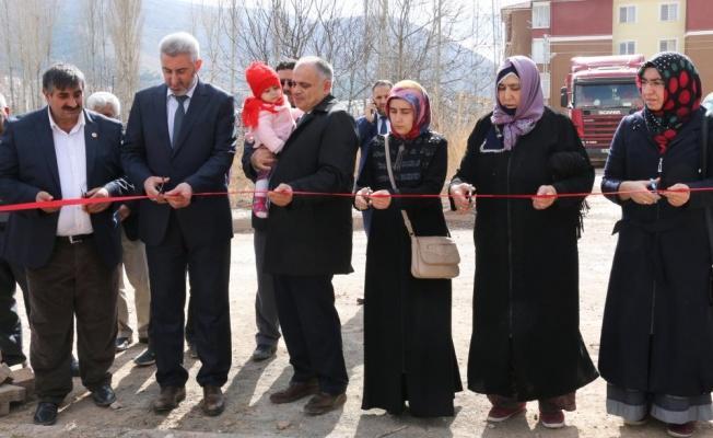 Yahyalı Belediyesi Şehit Polisi Unutmadı