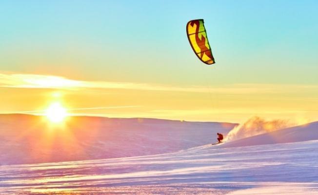 Erciyes Ford Snowkite, Dünya Kupası finaline ev sahipliği yapacak