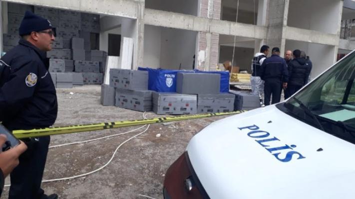 İnşaat işçisi 13. kattan düşerek hayatını kaybetti!