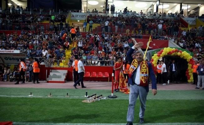 Başkan Kayserispor'a verdiği sözü yerine getirdi!