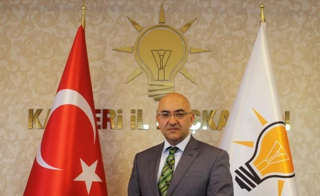 Dr. Murat Cahid Cıngı, AK Parti'den Milletvekili Aday Adayı