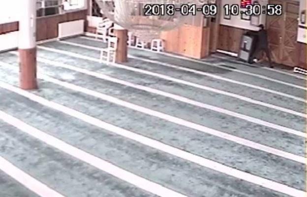 Camilerdeki Yardım Paralarını Çalan Hırsız Yakalandı!