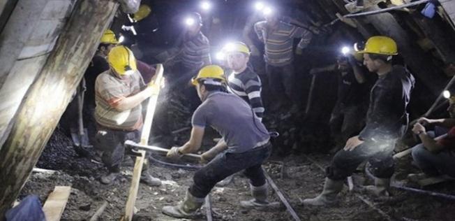 Develi maden ocağında göçük: 1 ölü, 2 yaralı
