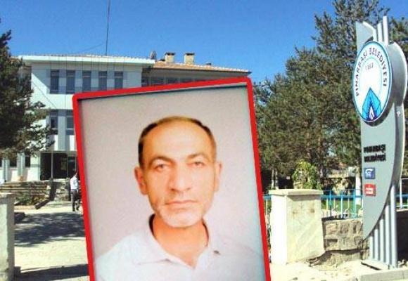 Hamit Çevik, Pınarbaşı'nın Yeni Belediye Başkanı Oldu