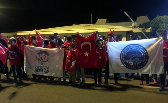 Hayriye Türksoy'dan 17. Avrupa Wushu Şampiyonası'nda Büyük Başarı