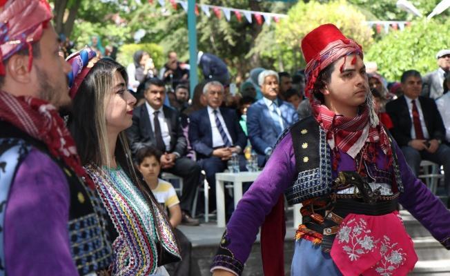 Kayseri'de Hıdrellez coşkuyla kutlandı