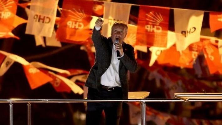 Muharrem İnce: Kazanamazsam söz veriyorum siyaseti bırakacağım!