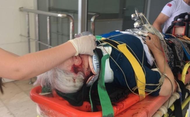 Kayseri'de trafik kazasında 5 kişi yaralandı!