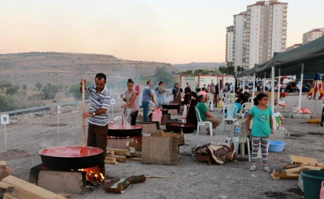 Talas'ta 'Salça Günleri' Başlıyor