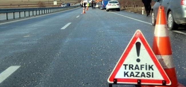 Diyarbakır'da yolcu otobüsü devrildi : 1 Kişi Öldü!