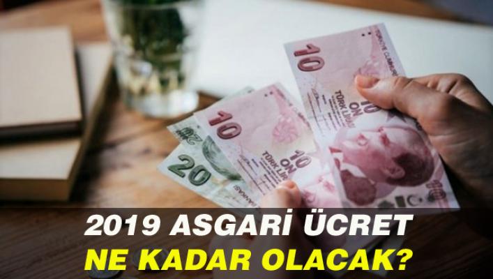 2019 Asgari ücret ne kadar olacak? Komisyon ne zaman toplanıyor?