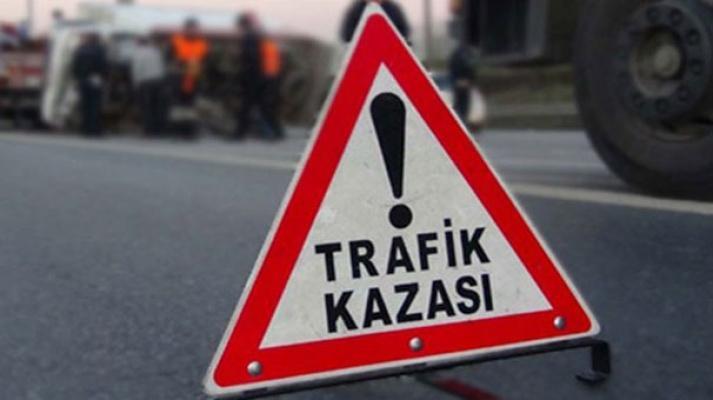 Sivas - Kayseri Karayollarında Trafik Kazası