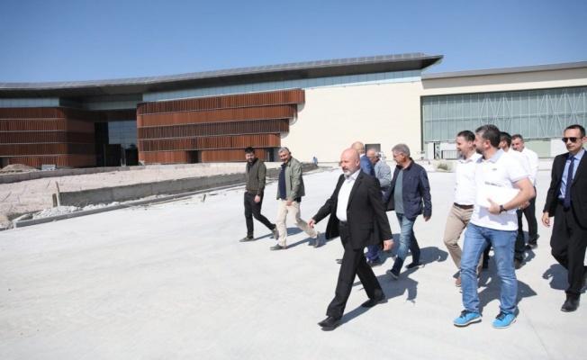 Kocasinan'dan Mobitek'e Özel Yol