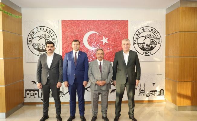 MHP'li Vekilden Başkan Yalçın'a Övgü