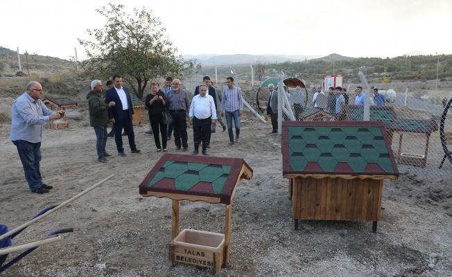 Talas'tan Bir İlk: Pati Köy Kuruldu