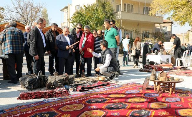 Talas'tan ''100 Ağartan Projeler''