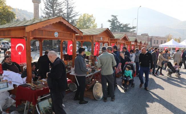 Talas'ta Antika Günlerine Yoğun İlgi