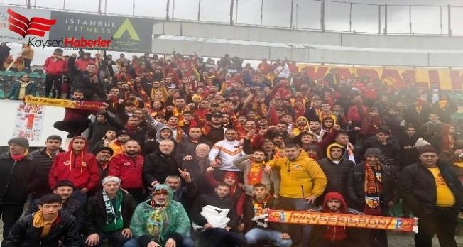 Kayserispor - Konyaspor maçı biletleri satışa cıktı!
