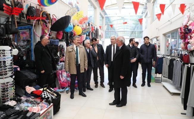 Başkan Palancıoğlu, Vatandaşa Söz Verdi