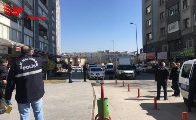 Kayseri'de Silah Sesleri Yankılandı