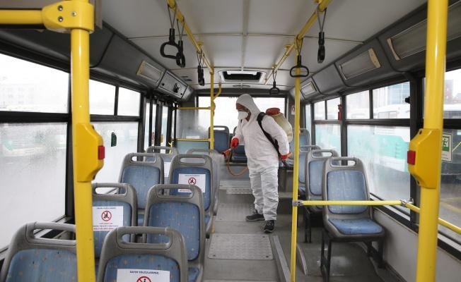 Büyükşehir'den Otobüs Şoförlerine Sağlık Taraması