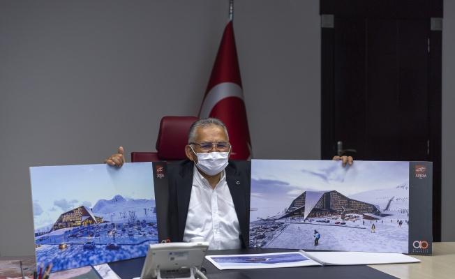 Erciyes'e Yeni Otel Yatırımları