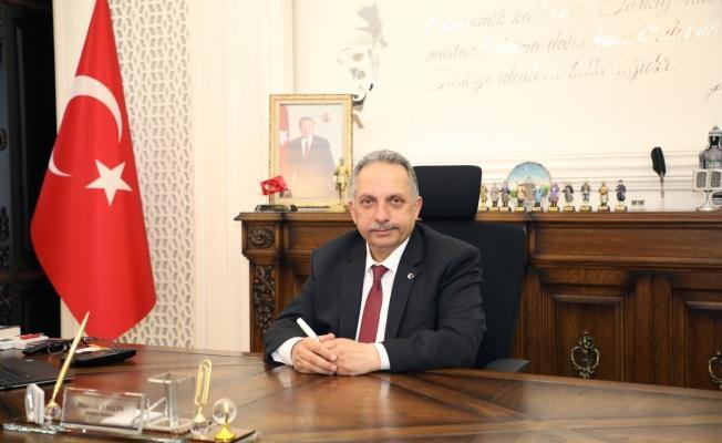 Talas Belediye Başkanı Yalçın, Gökçek'in Talas'a defnedilmesi konusuna açıklık getirdi