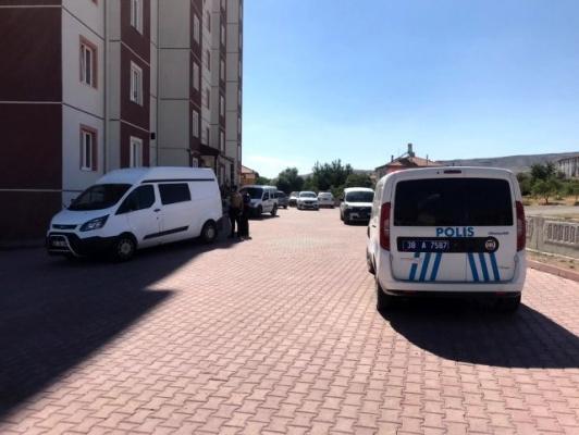 Kayseri'de intihar: 43 yaşındaki kadın kafasına silahla ateş etti!