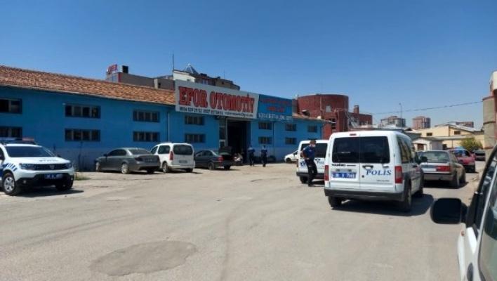 Kayseri'de silah çekildi: 2 Yaralı!