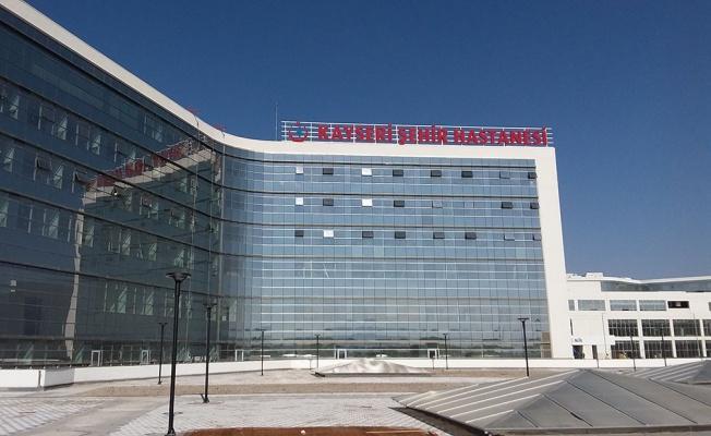 Kayseri Şehir Hastanesine bir günde 150 Covid yatışı!