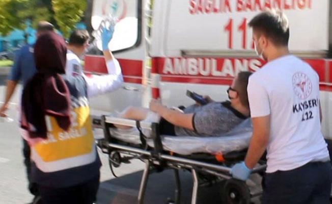 Kayseri'de Korkutan Kavga: 1'i çocuk 2 kişi yaralı