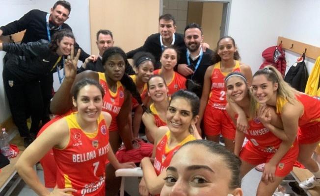 Euro Cup Women Basketbol