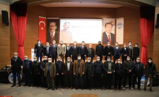 Başkan Palancıoğlu'ndan Saadet Partisi'ne 2020 yılı hizmet sunumu