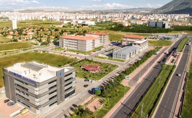 Erciyes Teknopark pandemide de hiz kesmedi