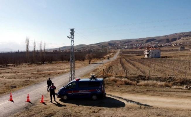 Kayseri'de 856 nüfuslu mahalle karantinaya alındı