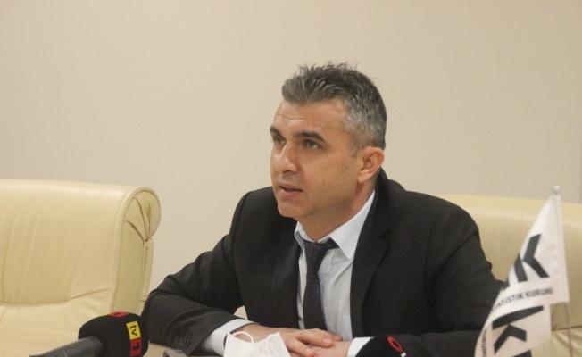 Kayseri'nin nüfusu 1 milyon 421 bin 362 oldu