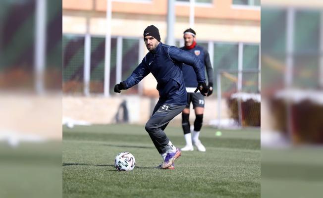 Kayserispor Sivasspor'a hazır
