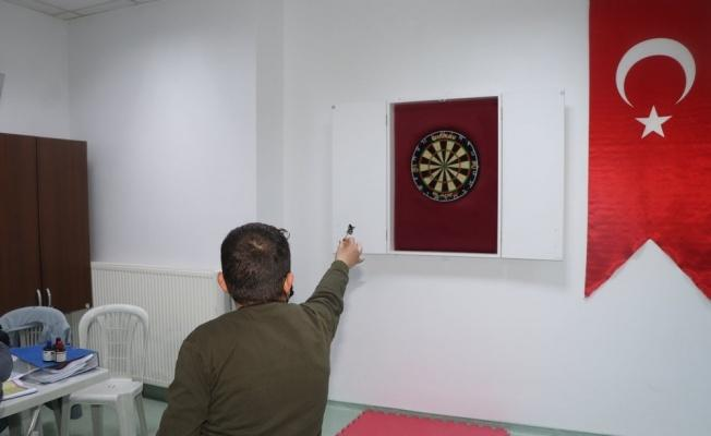 18 Mart Çanakkale Zaferi ve Şehitleri Anma Dart Turnuvası başladı