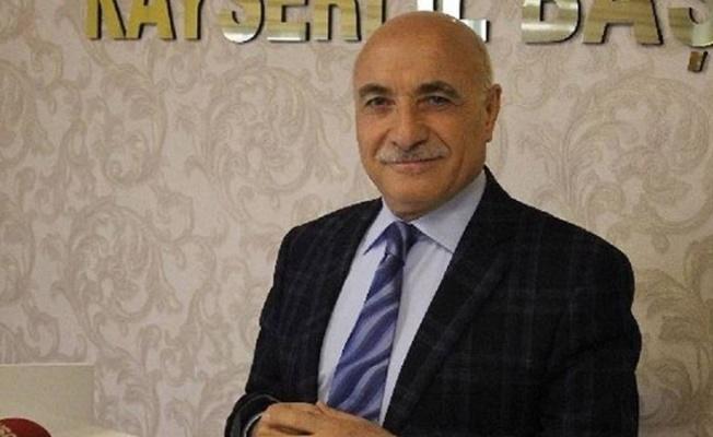 AK Parti Kayseri Milletvekili İsmail Tamer'in acı günü