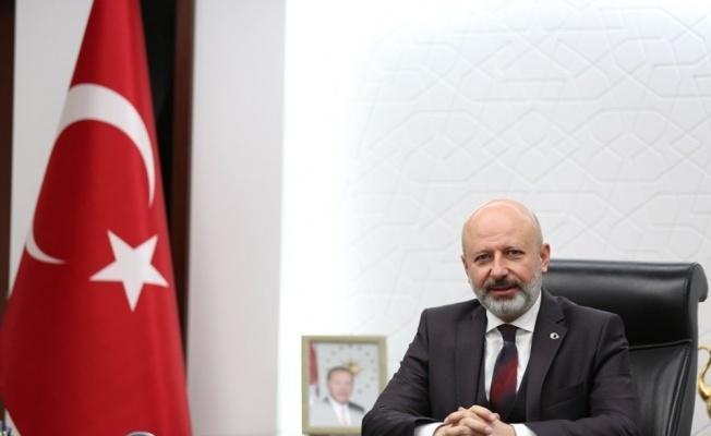 "Başkan Çolakbayrakdar: ""Miraç Kandili tüm İslam alemine hayırlar getirsin"""