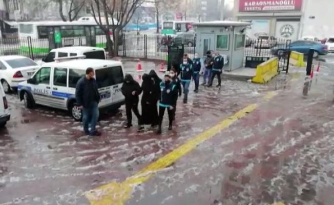 Kayseri'de fuhuş operasyonu: 13 yabancı uyruklu kadın kurtarıldı!