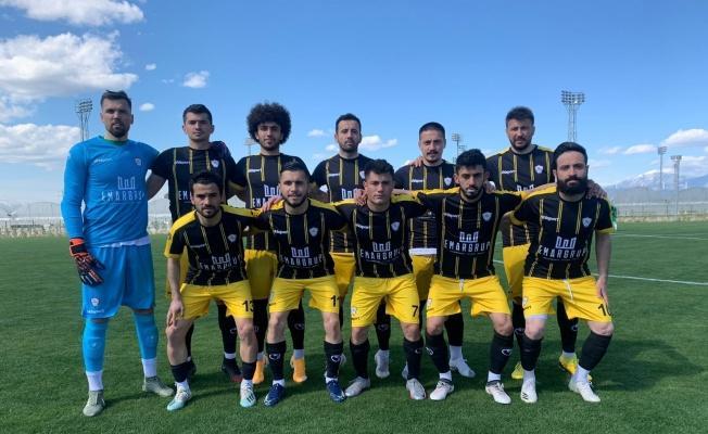 Kayseri Emar Grup FK galibiyetli prova